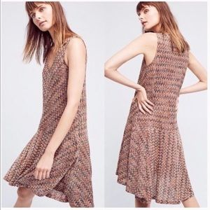 Anthropologie Maeve Westwater Knit Dress Y1298